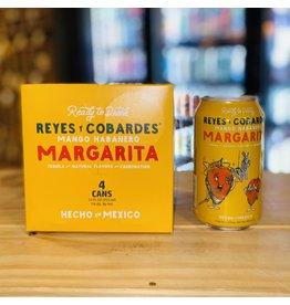 Reyes Y Cobardes RTD Mango Habanero Margarita - Mexico