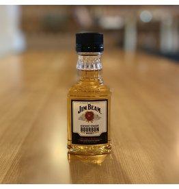 Jim Beam Straight Bourbon Whiskey 100ml - Kentucky