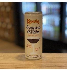 Kahlua Espresso Style Martini RTD Cocktail 200ml - Mexico