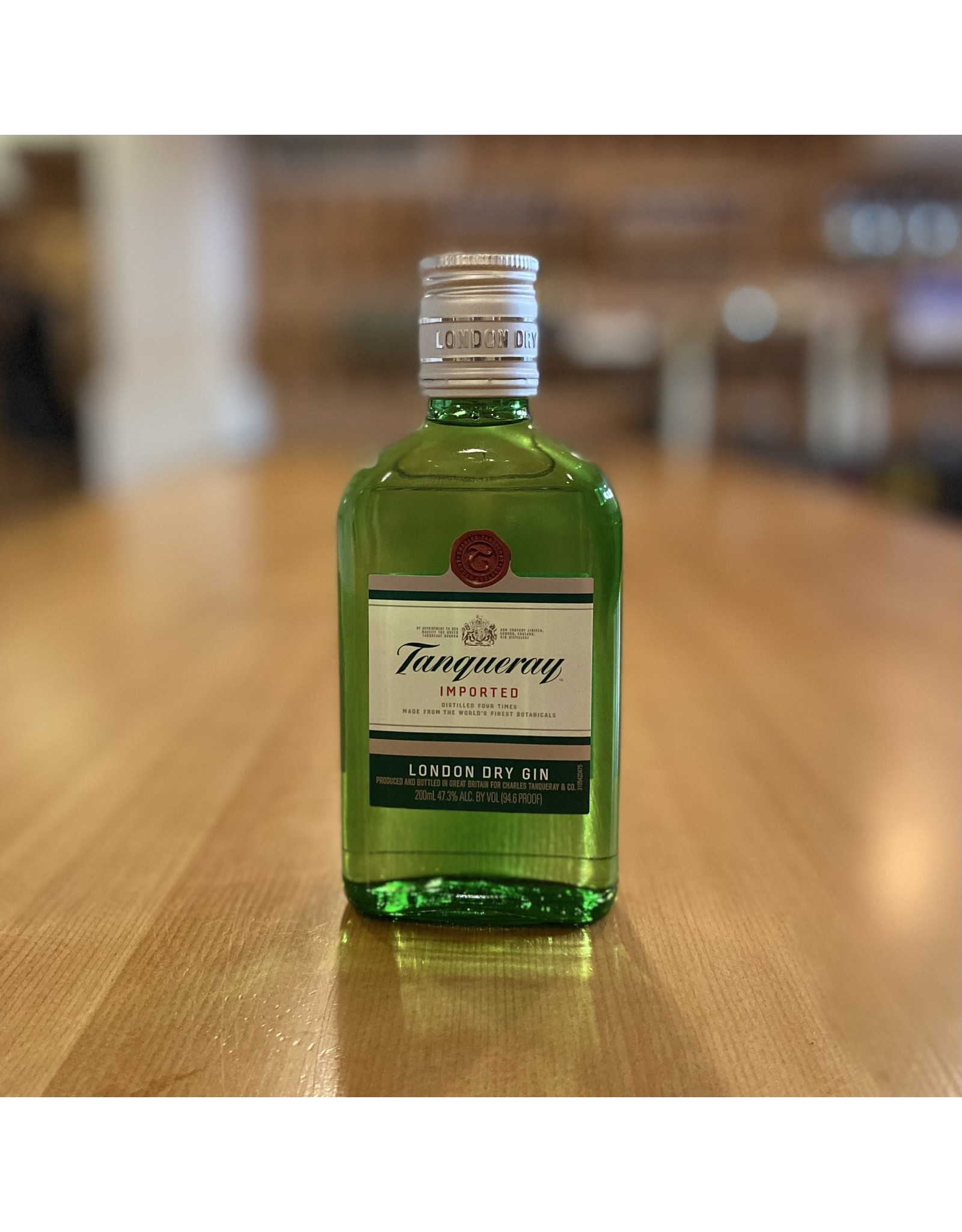 Tanqueray London Dry Gin 200ml - England