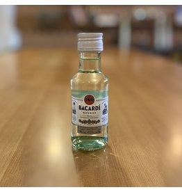 Bacardi Superior White Rum 100ml - Puerto Rico