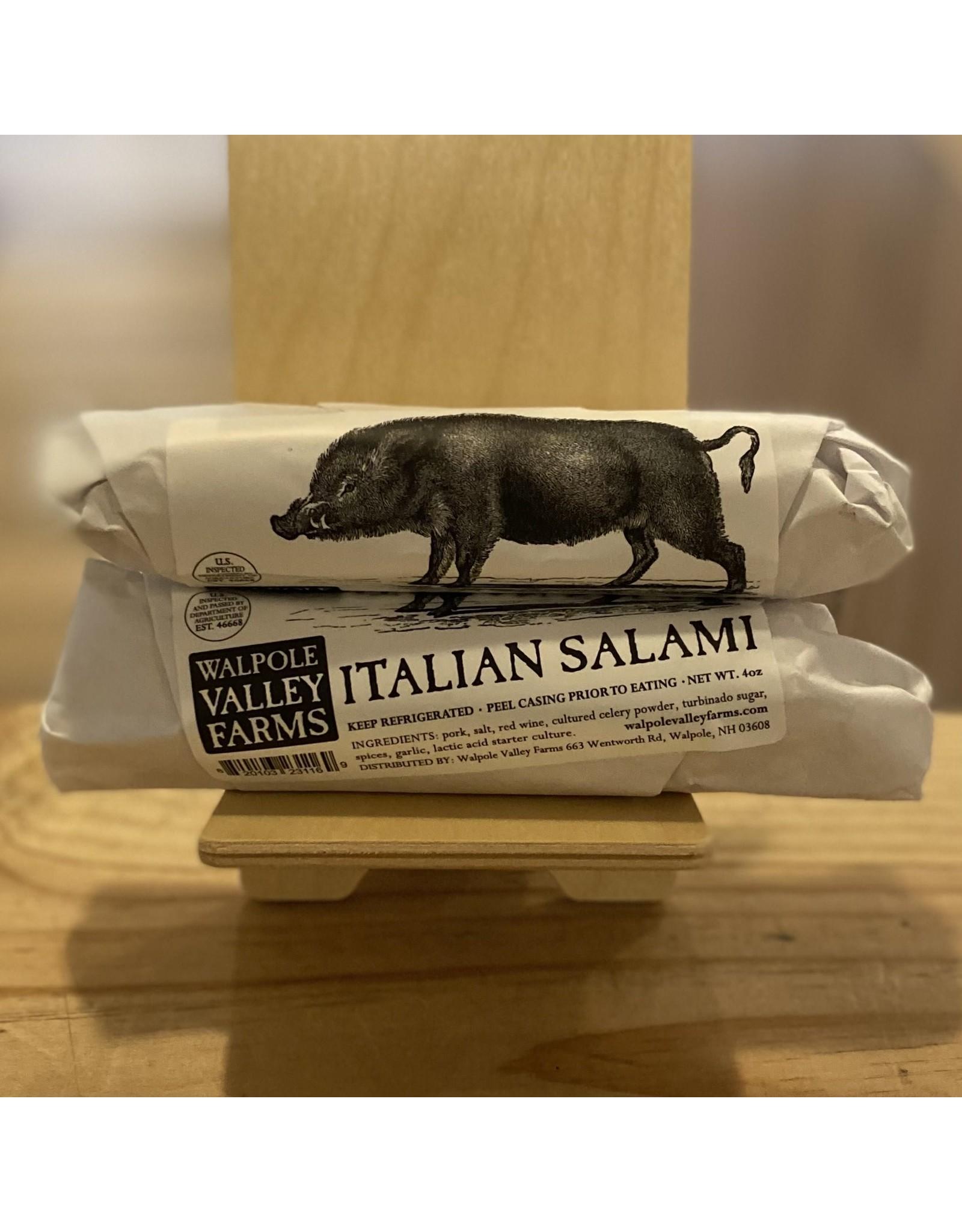 Meat Walpole Valley Farms Italian Salami - Walpole, New Hampshire