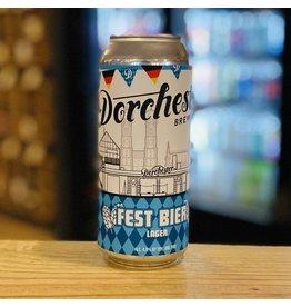 "Seasonal Dorchester Brewing Co ""Fest Bier"" Lager - Dorchester, MA"