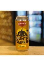 """Seasonal Ithaca Beer Co """"Country Pumpkin"""" Pumpkin Ale - Ithaca, NY"""