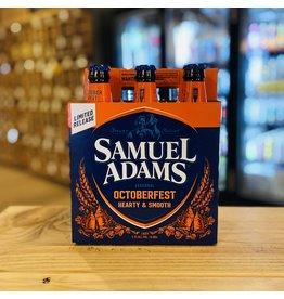 "Seasonal Sam Adams ""Oktoberfest"" Lager 6-Pack - Boston, MA"