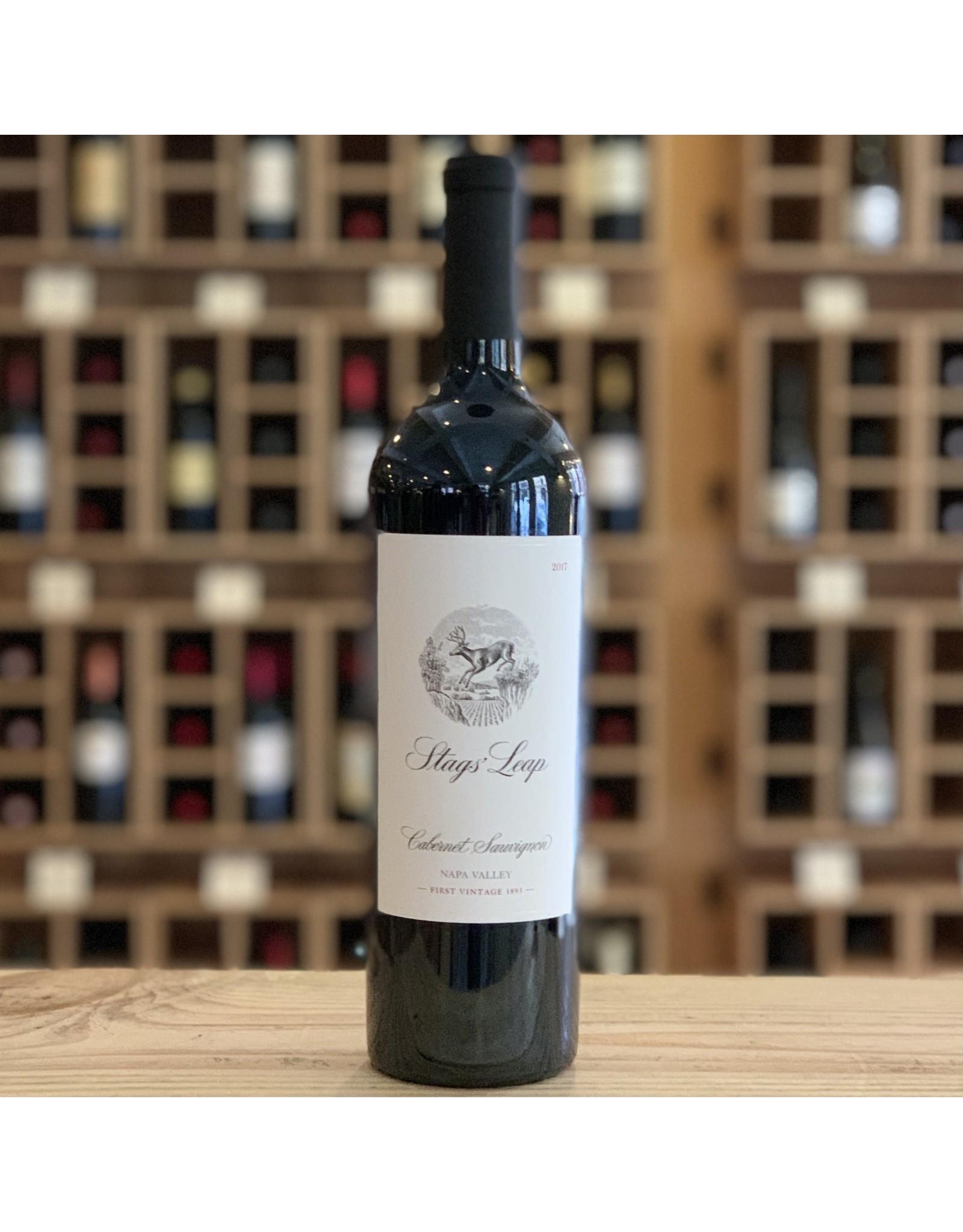 Napa Valley Stags' Leap Winery Cabernet Sauvignon 2018 - Napa Valley, California