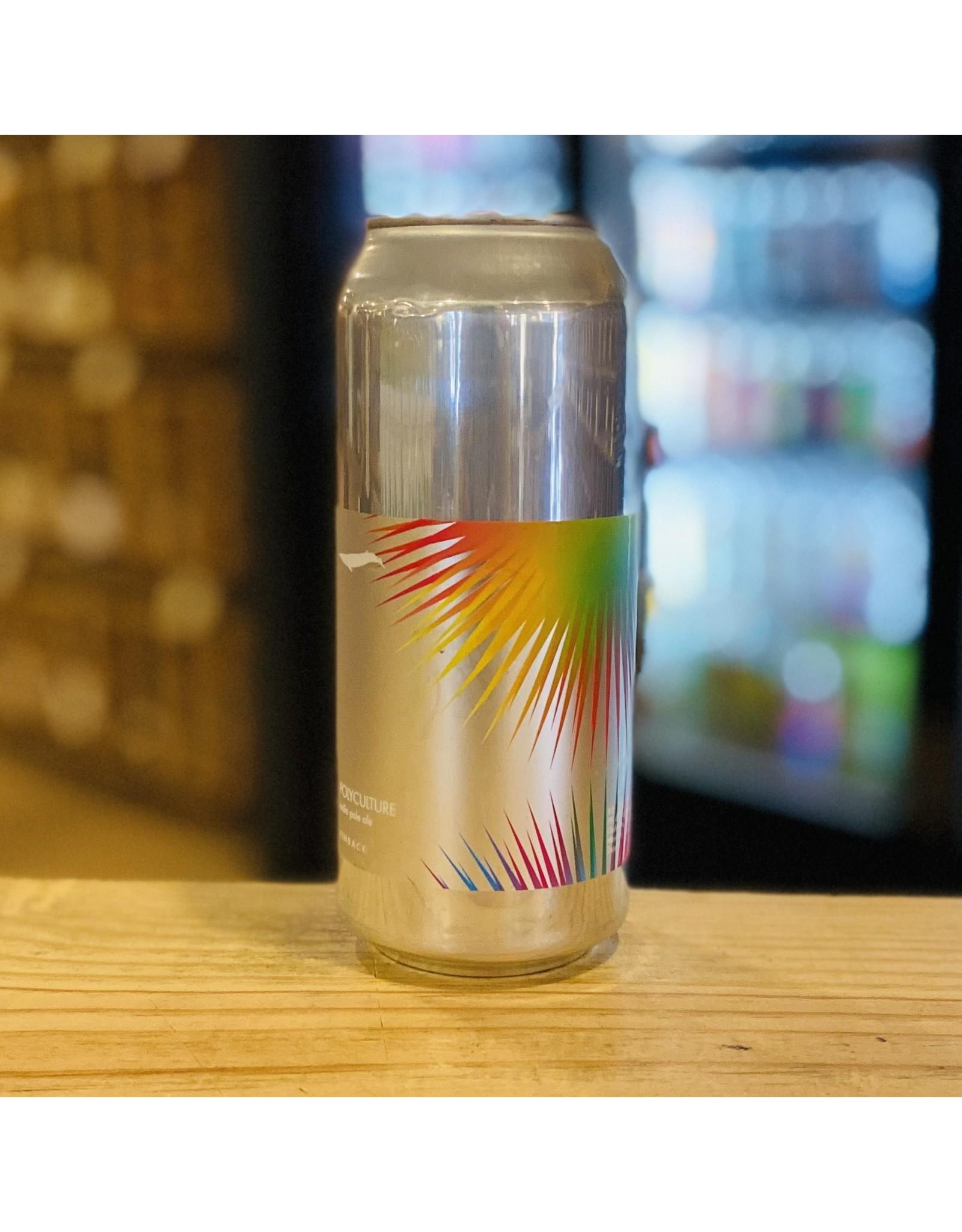 """IPA Finback """"Polyculture"""" Dry-Hoped IPA w/All the Hops - Queens, NY"""