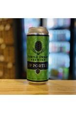 "Porter Turtle Swamp Brewing ""JP"" Porter - Jamaica Plain, MA"