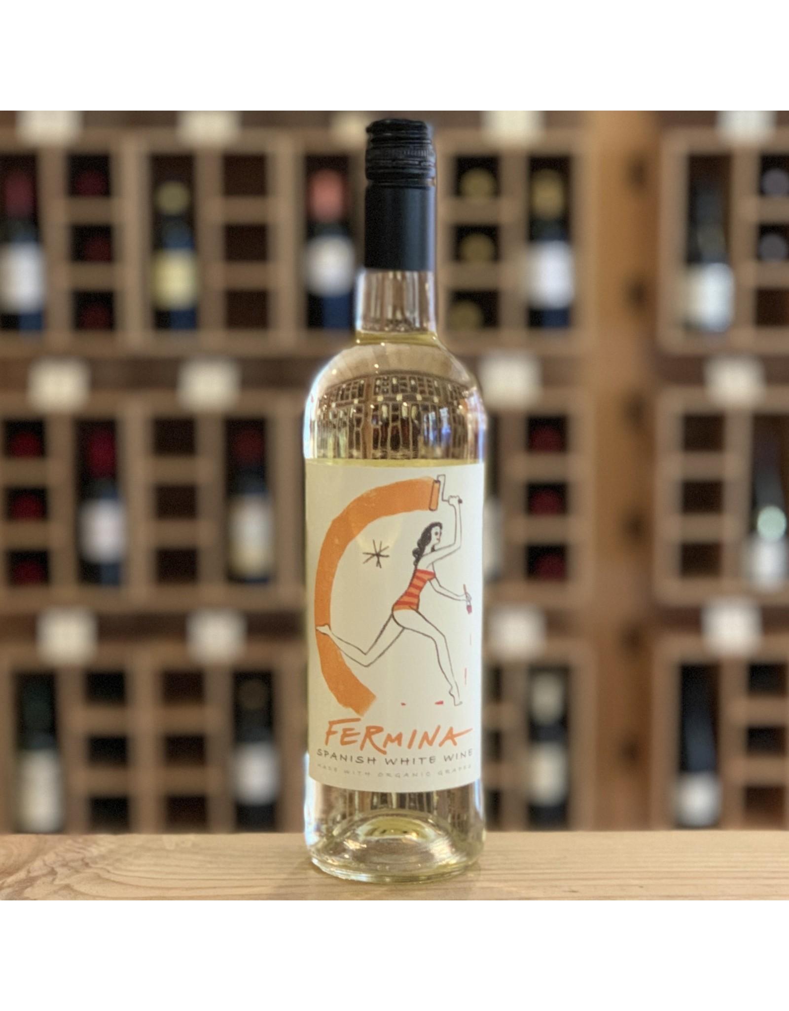 Organic Fermina Spanish White 2020 - Valencia, Spain