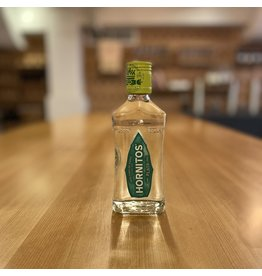 Hornitos Plata Tequila 200ml - Jalisco, Mexico