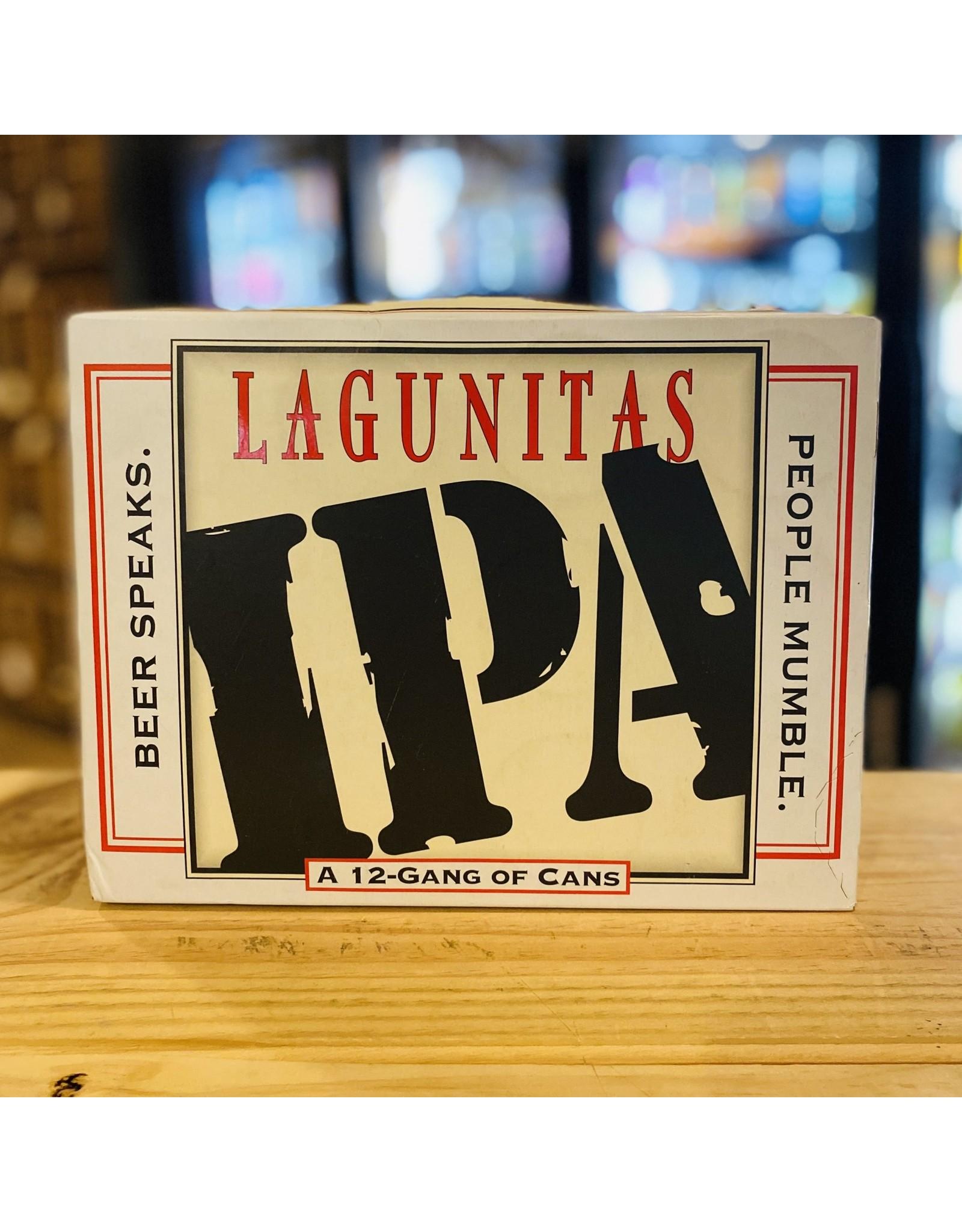 12-Pack Lagunitas IPA 12-Pack - Petaluma, CA
