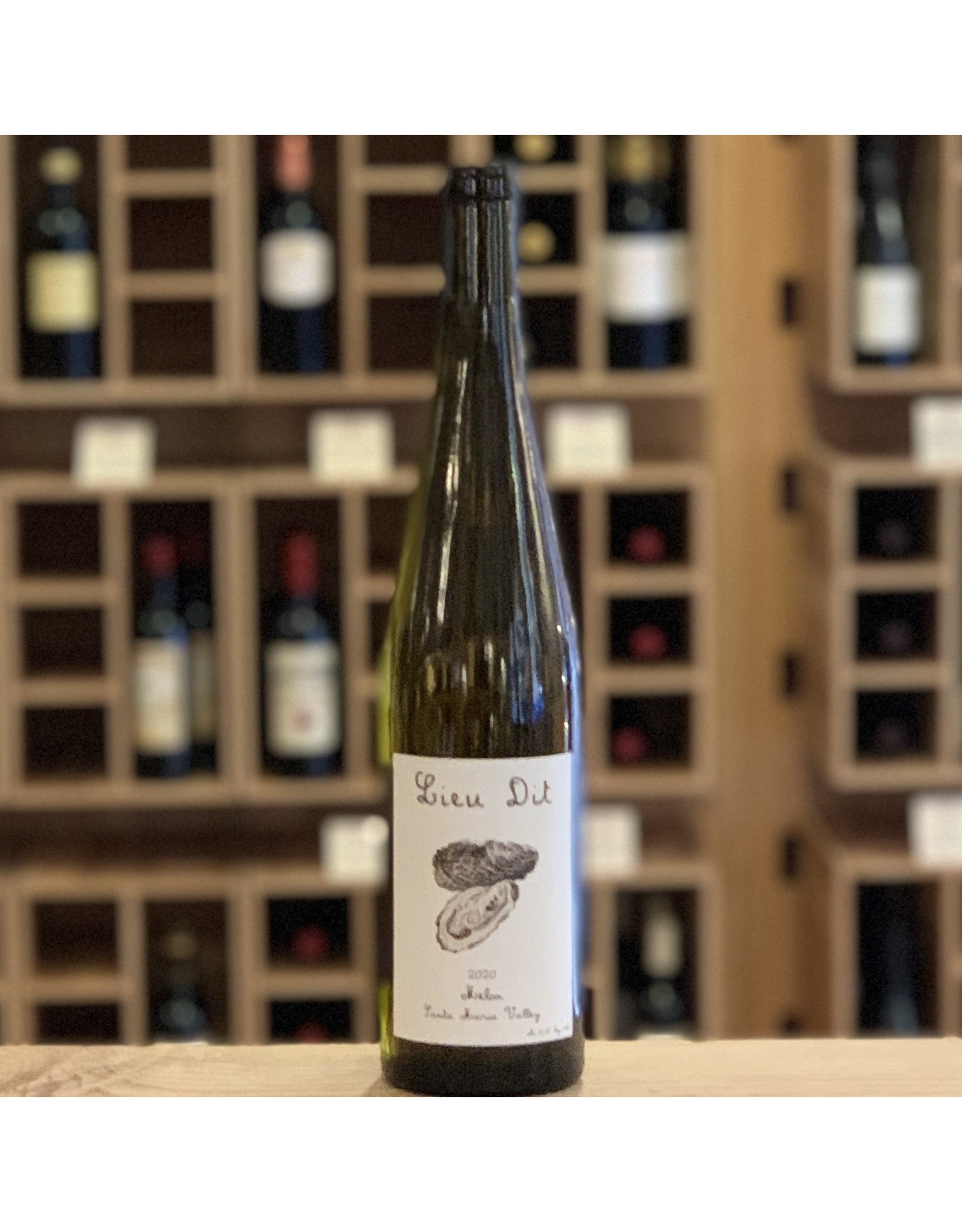 "Lieu Dit ""Melon"" White Wine 2020 - Santa Maria Valley, CA"