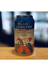 """Blue Lobster """"Rocket"""" Vodka - Nova Scotia"""