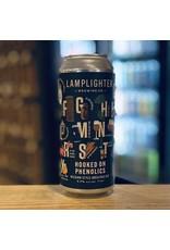 "IPA Lamplighter Brewing Co ""Hooked on Phenolics"" Belgian Style IPA - Cambridge, MA"
