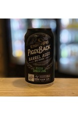 "Whistle Pig ""Piggy Back"" RTD Barrel Aged Rye Smash Cocktail w/Ginger and Lime"