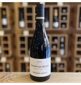 "Burgundy Benjamin Leroux ""Savigny-Les-Beaune"" Rouge 2018 - Burgundy, France"