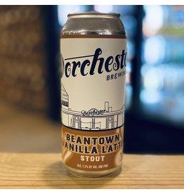 """Stout Dorchester Brewing """"Beantown"""" Vanilla Latte Stout - Dorchester, MA"""
