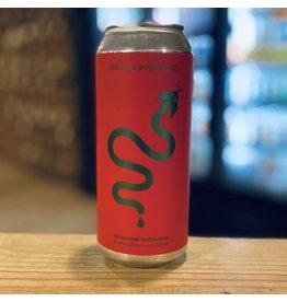 "DIPA Backlash Brewing Co ""Striking Distance"" DIPA - Boston, MA"