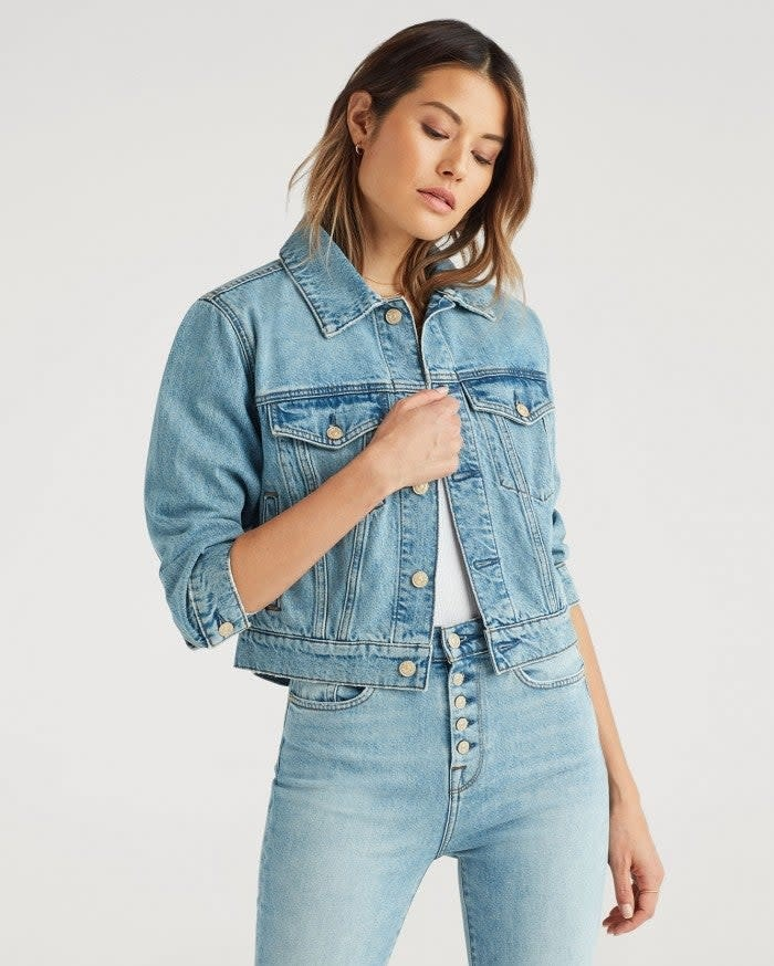 Seven for all Mankind Shrunken Jacket