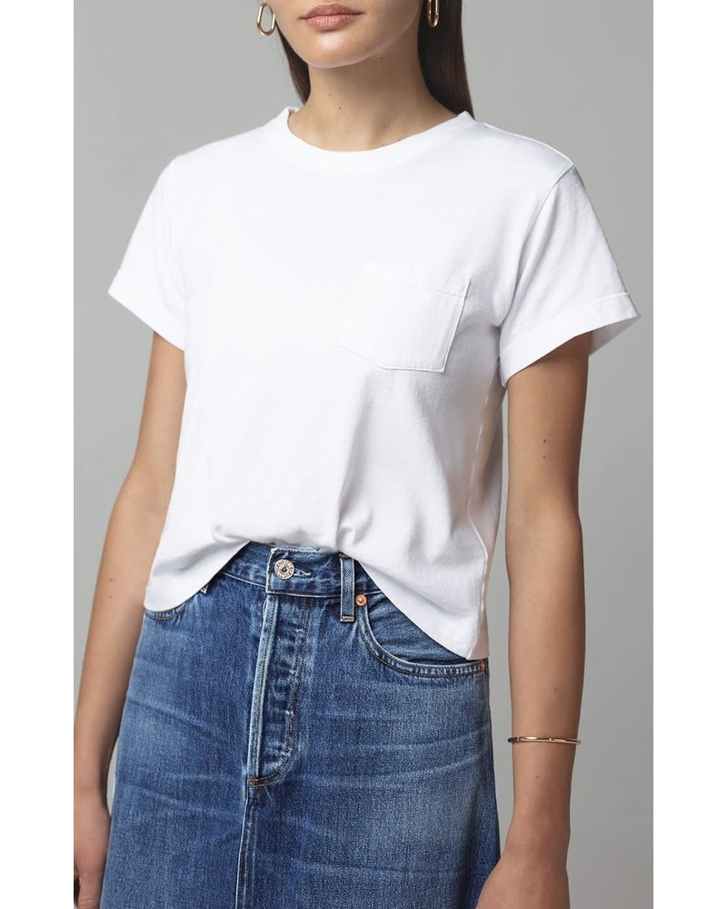 Citizens of Humanity Grace Pocket Tee
