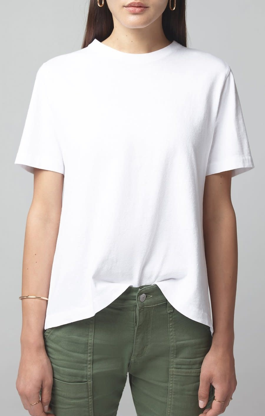 Citizens of Humanity Lenu Back Pleat Shirt