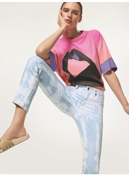 Cambio Parla Tie Dye Jean