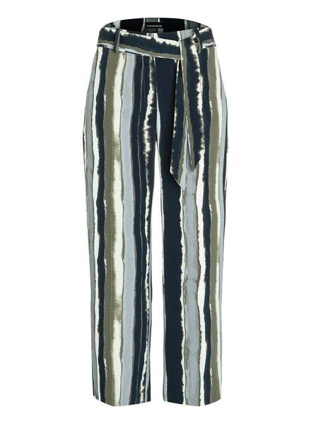 Cambio Claire Crop Wide Leg / Last One: Size 42