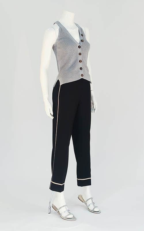 Cambio Gia Pull On Crop Pant
