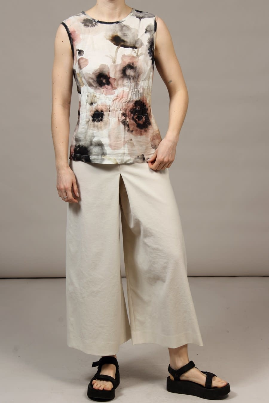 Comrags Cropped Rocha Pant