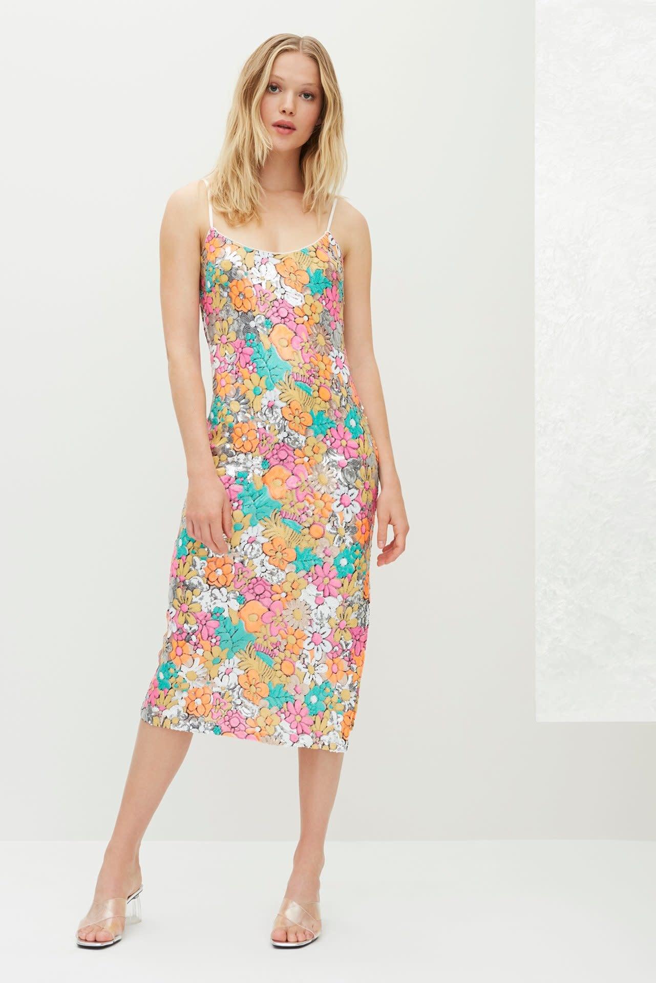 Milly Sequin Annie Dress