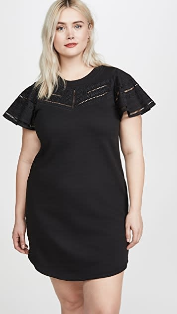 Parker NY Katrina Combo Dress