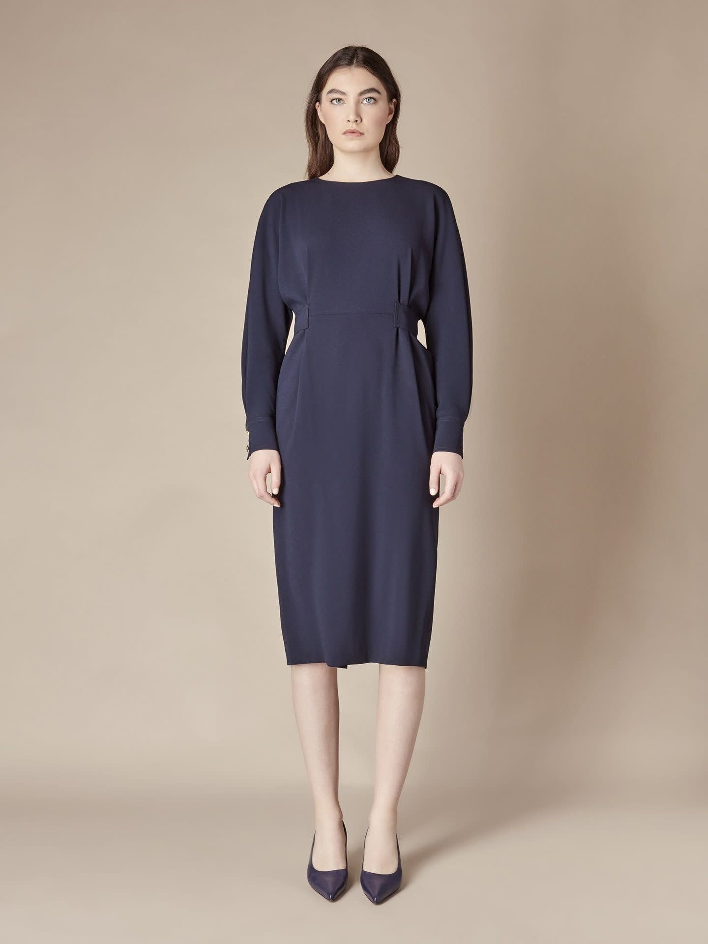Judith & Charles Rhone Dress