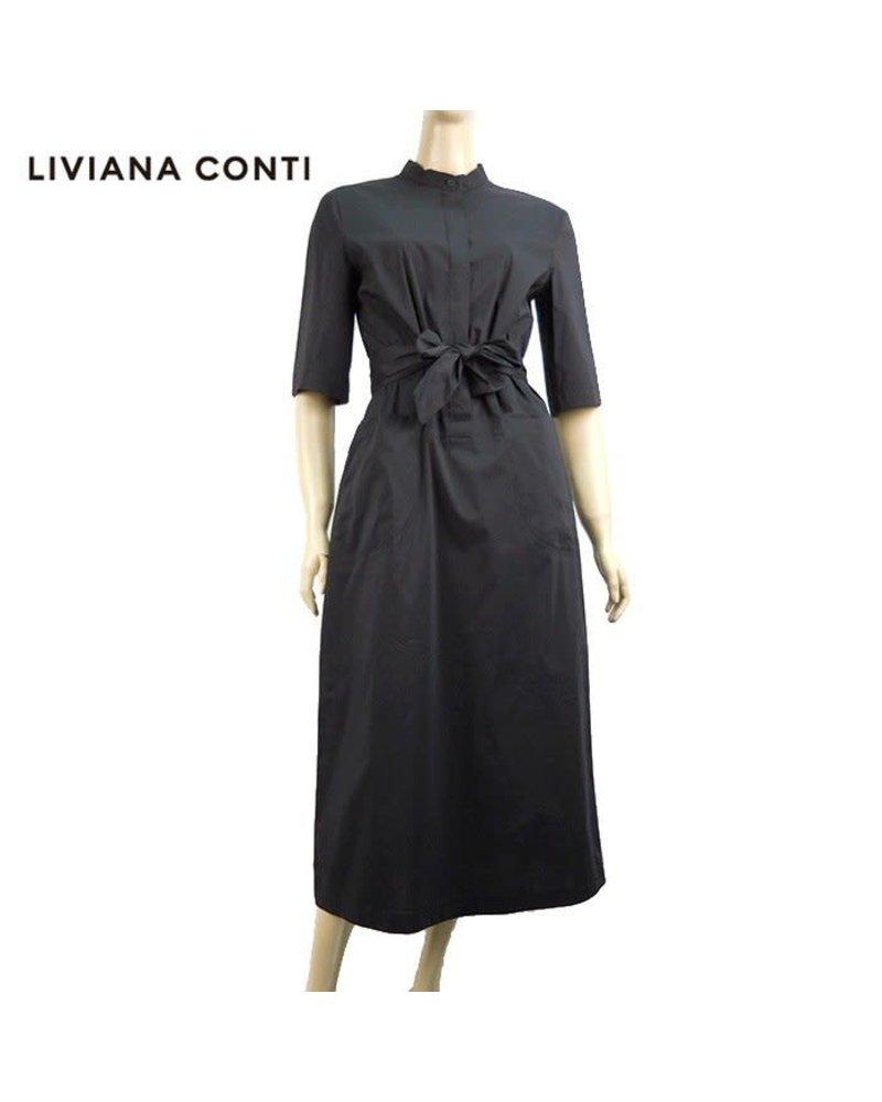 Liviana Conti Elbow Sleeve Dress