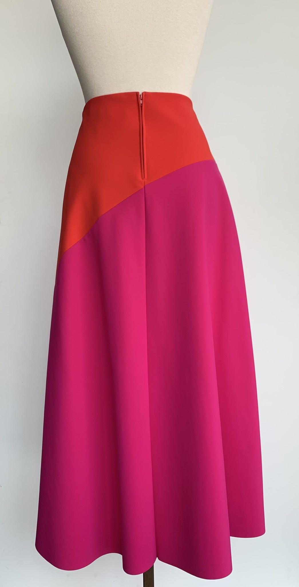 Greta Constantine Barranca Skirt