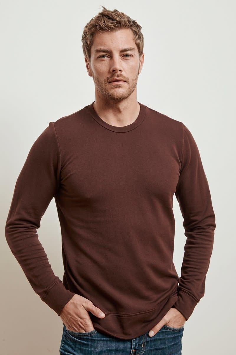 Velvet Luxe Fleece Top
