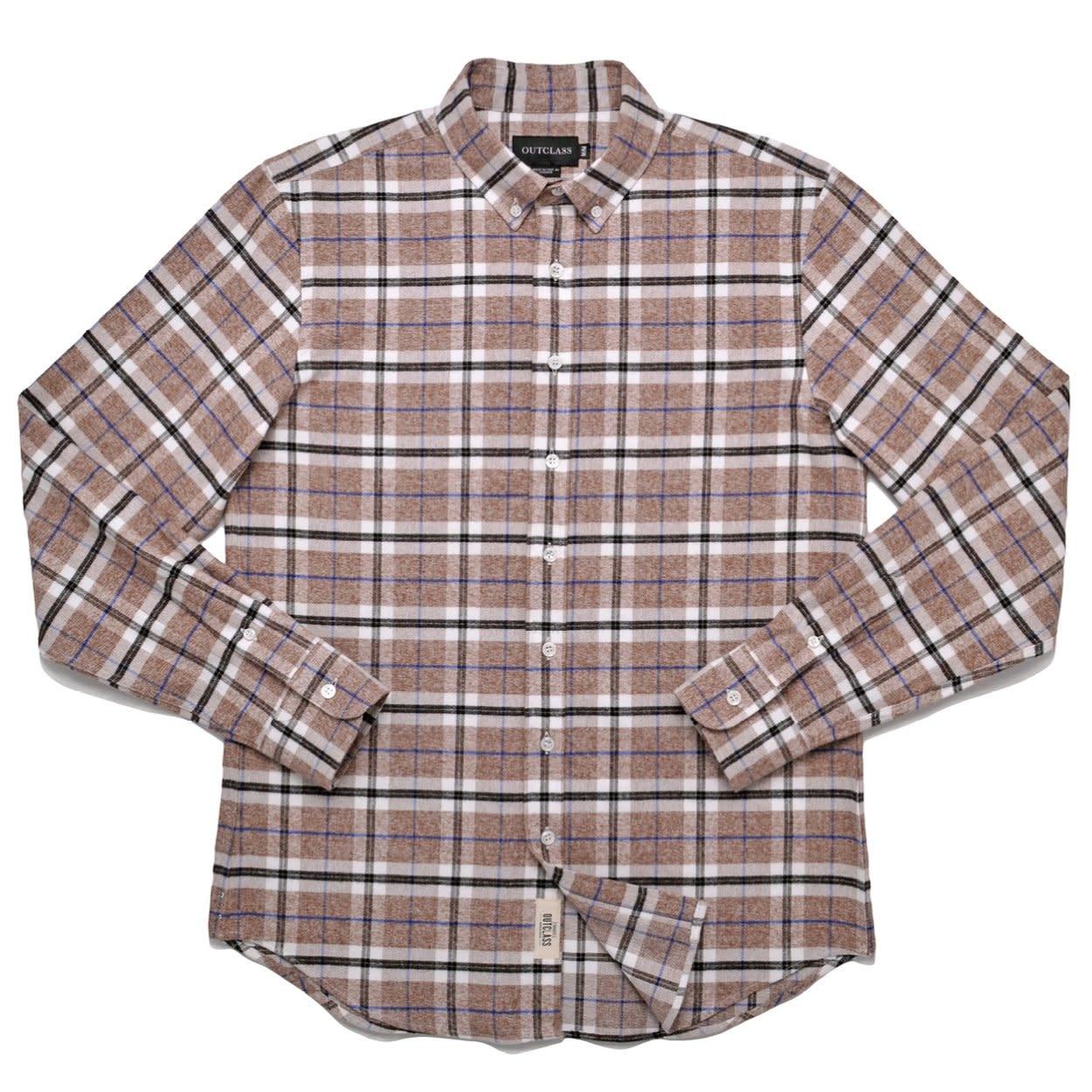 Outclass Flannel Shirt