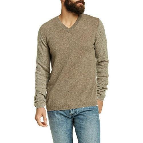 Autumn Cashmere V-Neck Pullover