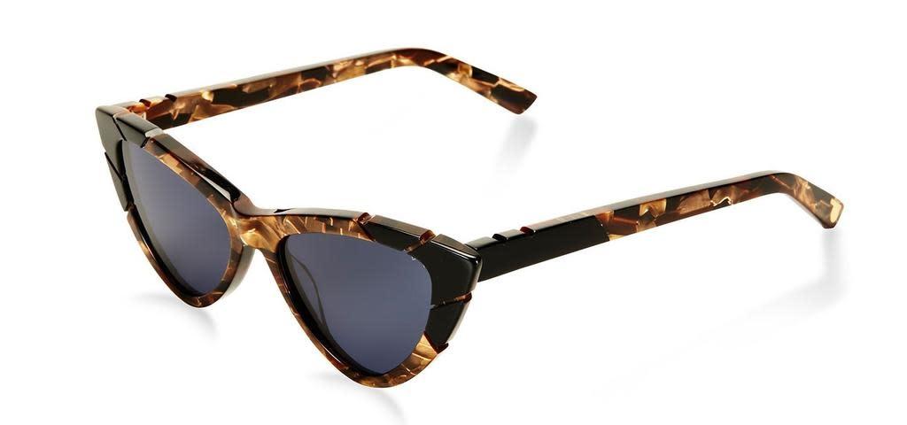 Pared Eyewear Piccolo & Grande Marble Tortoise