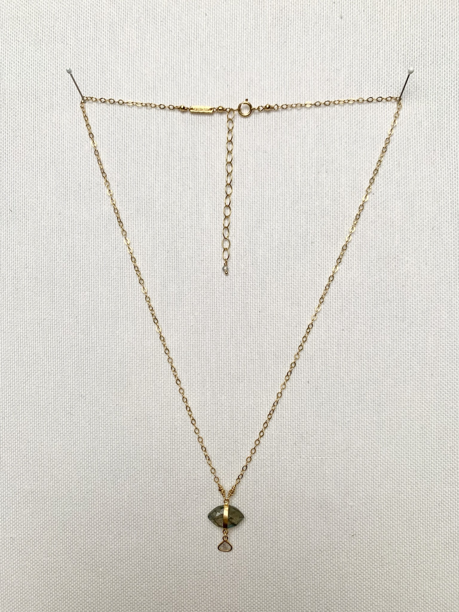 Chan Luu Evil Eye Necklace