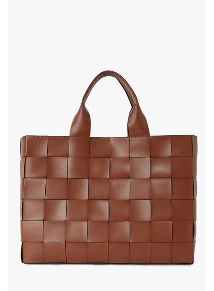 Liviana Conti Woven Bag
