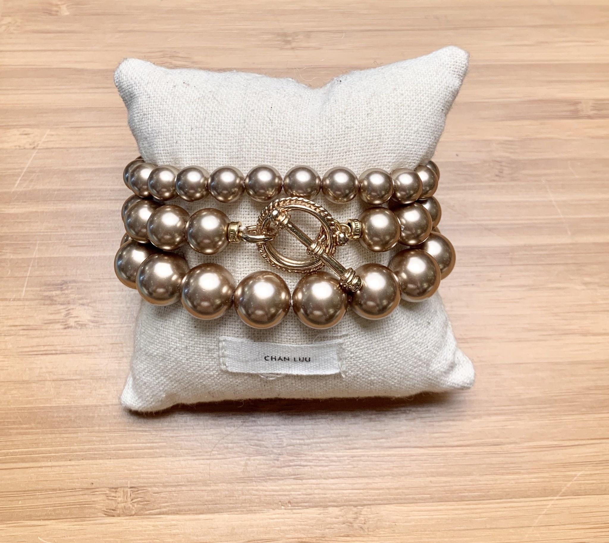 Chan Luu Holly Bracelet Set
