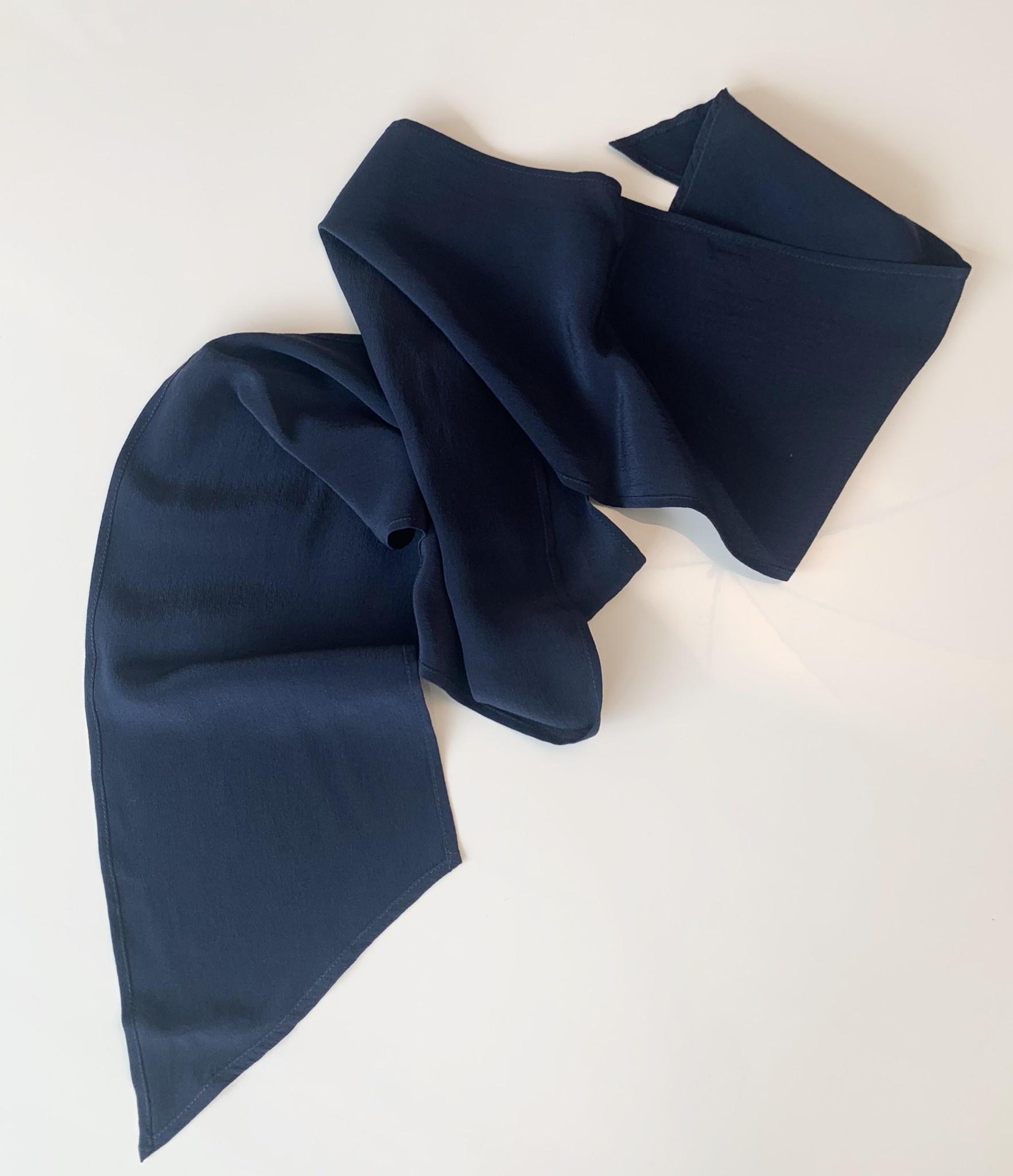 Chan Luu Skinny Scarf Tie