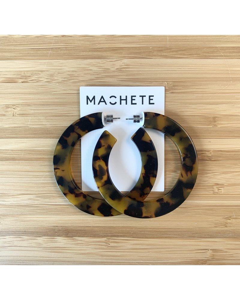 Machete Accessories Grande Flat Hoops