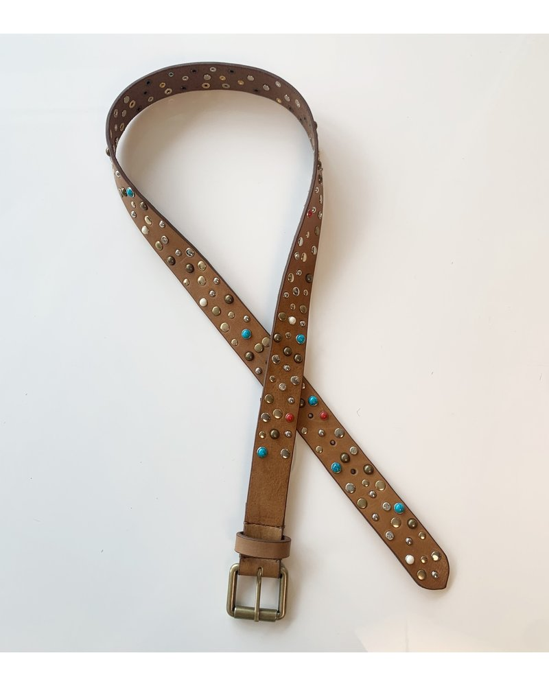 Berenice Belt With Studs