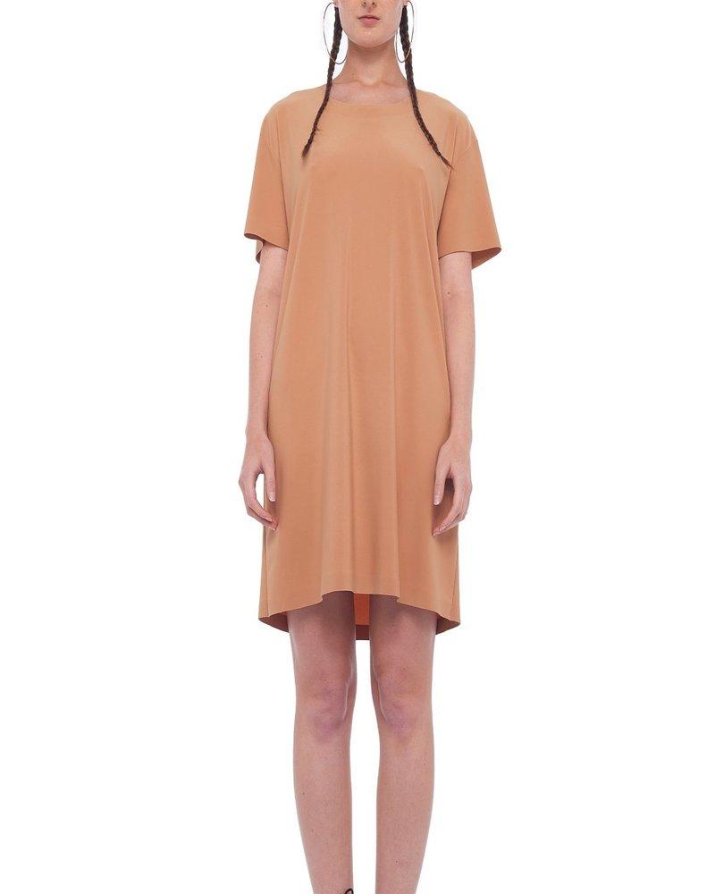 Norma Kamali Boxy Tee Dress