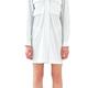 Norma Kamali NK Cargo Shirt Dress