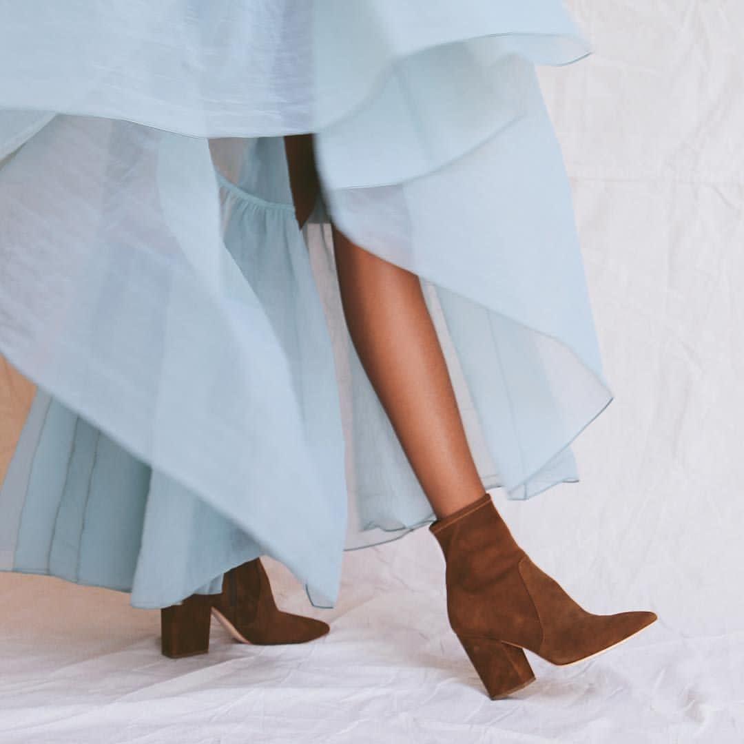 Loeffler Randall Isla Slim Ankle Boot