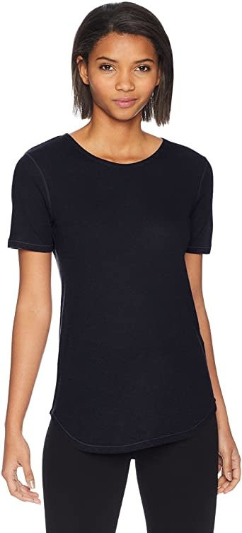 Majestic French Terry Short Sleeve