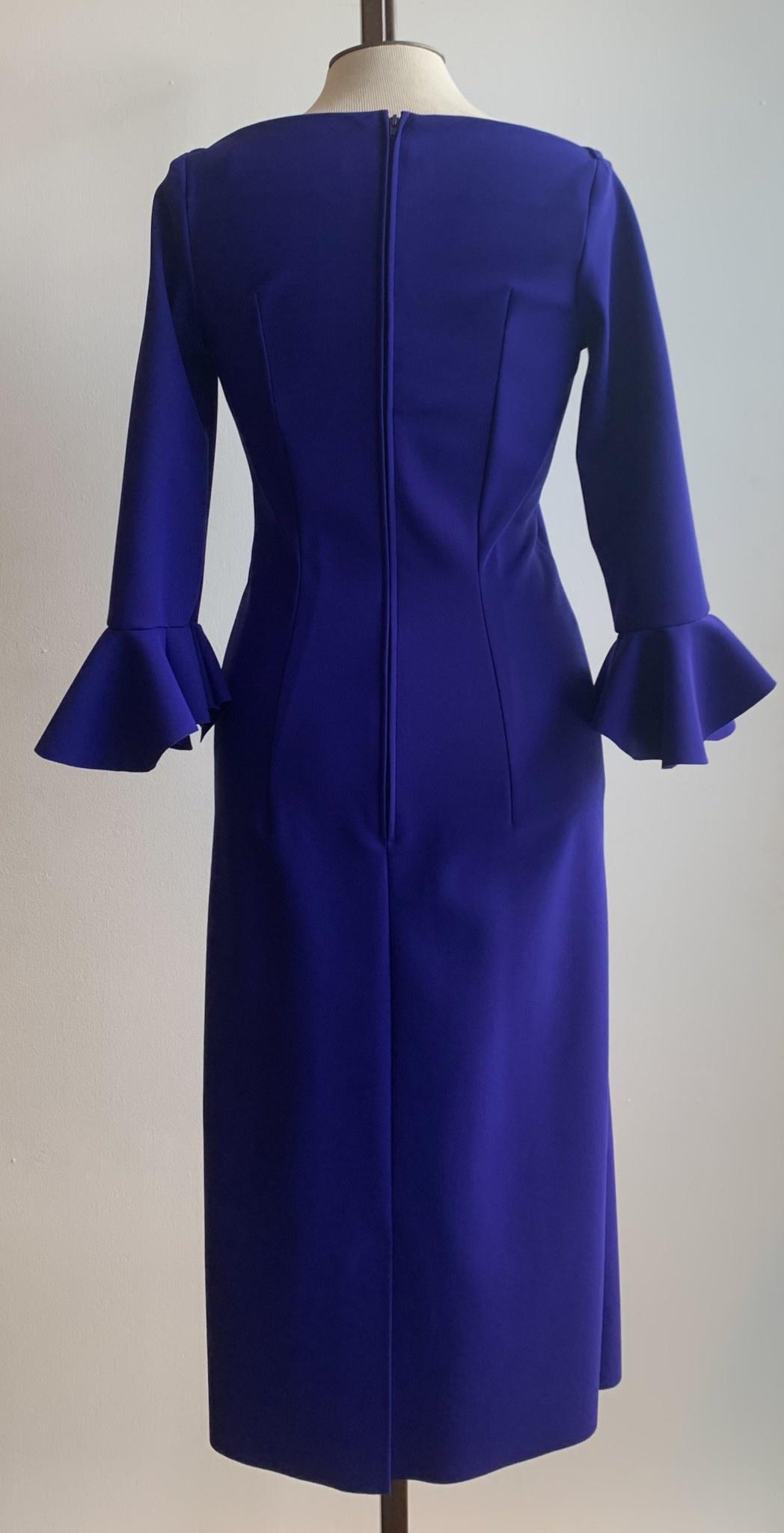 Greta Constantine Oswald Dress