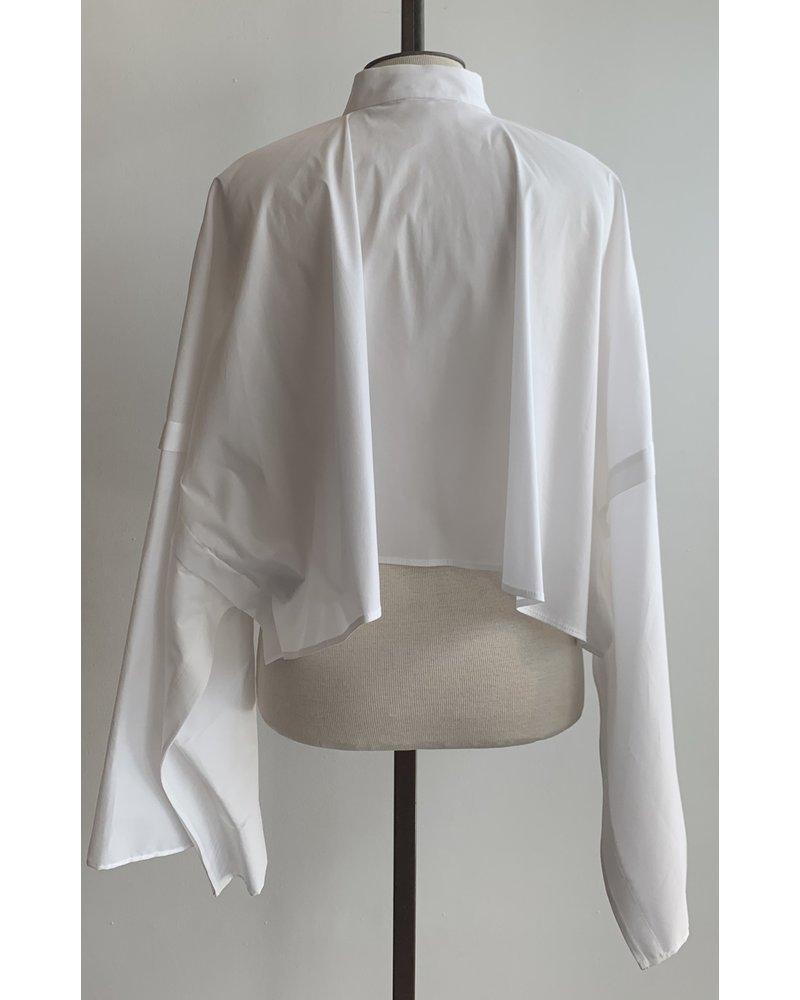 Liviana Conti Crop Shirt